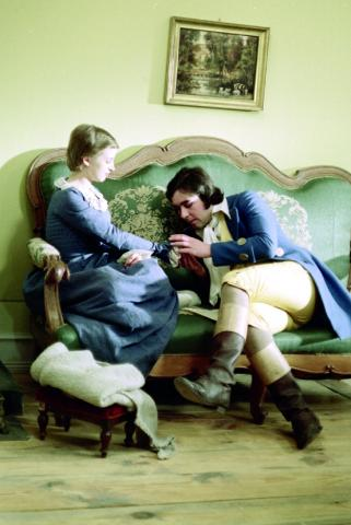 The Sorrows Of Young Werther Defa Film Library